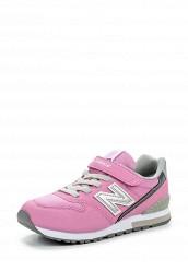 Купить Кроссовки New Balance розовый NE007AGPDK91 Индонезия