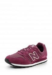Купить Кроссовки WL373 New Balance бордовый NE007AWUNZ43 Индонезия