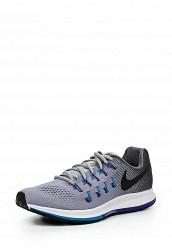 Купить Кроссовки NIKE AIR ZOOM PEGASUS 33 Nike серый NI464AMJFB88