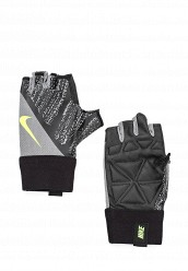 Купить Перчатки для фитнеса Nike NIKE MEN'S DYNAMIC TRAINING GLOVES серый, черный NI464DMFKD46 Китай
