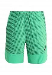 """Купить Шорты спортивные FLEX 8"""" SHORT PRINT Nike зеленый NI464EMHBE46"""