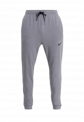 Купить Брюки спортивные Nike DRI-FIT TRAINING FLEECE PANT серый NI464EMJFM77 Тайланд