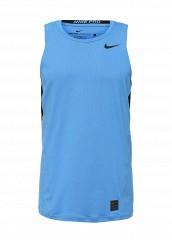 Купить Майка спортивная HYPERCOOL FTTD TANK Nike синий NI464EMJFN95
