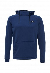 Купить Худи M NSW MODERN HOODIE PO FT Nike синий NI464EMJFQ44