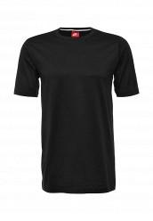 Купить Футболка M NSW MODERN TOP SS KNT Nike черный NI464EMJFR08