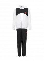 Купить Костюм спортивный M NSW TRK SUIT WVN HALFTIME Nike черно-белый NI464EMPKP20