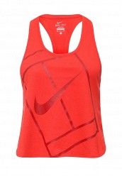 Купить Майка спортивная PRACTICE CROP TANK WB Nike красный NI464EWHBM09