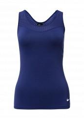 Купить Майка спортивная NIKE PRO HYPERCOOL TANK Nike синий NI464EWJBR26
