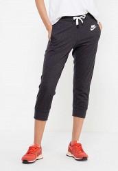 Купить Капри W NSW GYM CLC CPRI Nike серый NI464EWRZB68