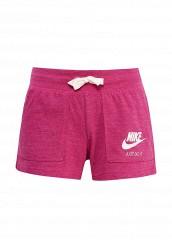 Купить Шорты спортивные W NSW GYM VNTG SHORT Nike фуксия NI464EWRZC18