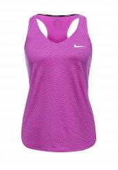 Купить Майка спортивная W NKCT PURE TANK PR Nike фиолетовый NI464EWRZC66