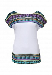 Купить Блуза oodji мультиколор OO001EWITP35