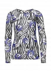 Купить Блуза oodji мультиколор OO001EWKLY19 Китай