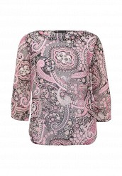 Купить Блуза oodji мультиколор OO001EWKSC04 Китай