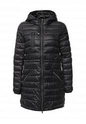 Купить Куртка утепленная oodji черный OO001EWLYD26