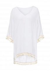 Купить Платье пляжное BEACHWEAR Phax белый PH006EWOHT53