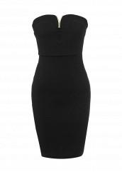 Купить Платье QED London черный QE001EWRBO44 Китай