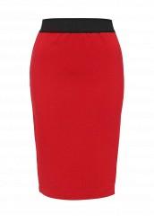 Купить Юбка Rinascimento красный RI005EWKHC02 Италия