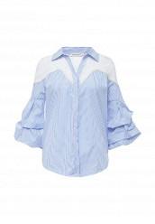 Купить Блуза Rinascimento голубой RI005EWSDX56 Италия