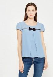 Купить Блуза Rinascimento голубой RI005EWVTR22 Италия