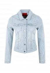 Купить Куртка джинсовая s.Oliver голубой SO917EWQKR27