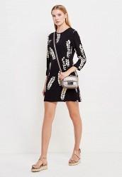 Купить Платье Sportmax Code черный SP027EWTMG90