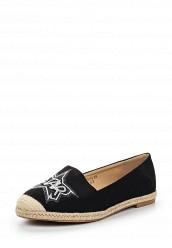 Купить Эспадрильи Sweet Shoes черный SW010AWRWL28 Китай