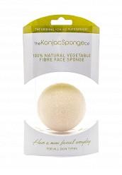 Купить Спонж The Konjac Sponge Co для умывания лица Premium Facial Puff Pure White 100% (премиум-упаковка) TH015LWKHO36 Корея, Республика