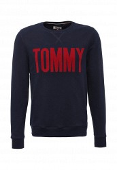 Купить Свитшот Tommy Hilfiger Denim синий TO013EMTOX72 Индия