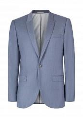 Купить Пиджак Topman голубой TO030EMSQH96 Вьетнам