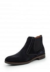 Купить Ботинки Tommy Hilfiger синий TO263AMKGP50
