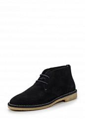 Купить Ботинки Tommy Hilfiger синий TO263AMKGP52
