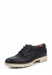 Купить Ботинки Tommy Hilfiger синий TO263AWJDA51