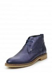 Купить Ботинки Tommy Hilfiger синий TO263AWTPO38