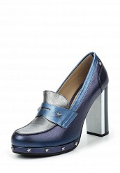 Купить Туфли Tommy Hilfiger синий TO263AWTPO47
