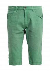 Купить Шорты джинсовые Troll зеленый TR798EMIAW65 Польша