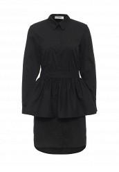 Купить Платье Tutto Bene черный TU009EWES701