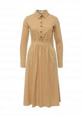 Купить Платье Tutto Bene бежевый TU009EWIFV75