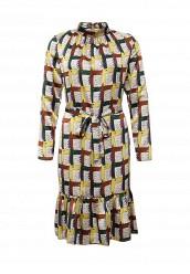 Купить Платье Tutto Bene мультиколор TU009EWJQI34