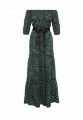 Купить Платье Tutto Bene зеленый TU009EWPCP76 Россия