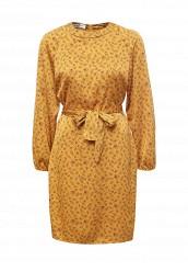 Купить Платье Tutto Bene желтый TU009EWPCP81 Россия