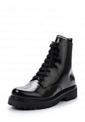 Купить Ботинки Twin-Set Simona Barbieri черный TW005AWUMC98