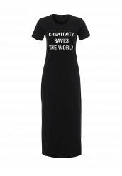 Купить Платье Twin-Set Simona Barbieri черный TW005EWOWJ26
