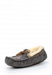 Купить Мокасины UGG Australia серый UG174AWGSV07