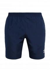 Купить Шорты спортивные SMART TRAINING SHORTS Umbro синий UM463EMICX75