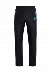 Купить Брюки спортивные CUSTOM WOVEN PANTS Umbro черный UM463EMQZD58
