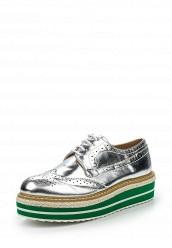 Купить Ботинки Vera Blum серебряный VE028AWQUY67 Китай