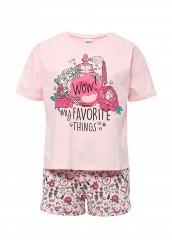 Купить Пижама Vis-a-Vis розовый VI003EWQBW83