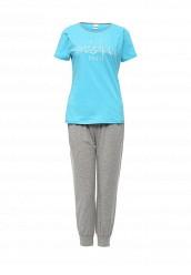 Купить Пижама Vis-a-Vis голубой, серый VI003EWSOP48
