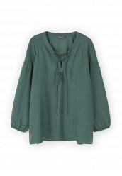 Купить Блуза - TAO Violeta by Mango зеленый VI005EWPOM45